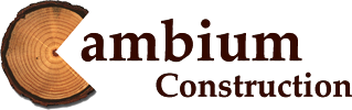Cambium Construction - Middlebury, VT - logo