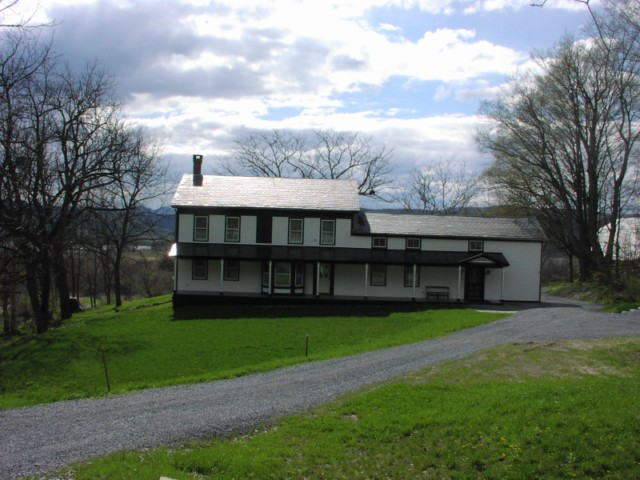 Restored Farm house