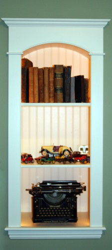 Special collectors book niche
